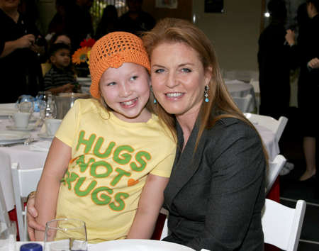 mcdonald: The Dutchess of York Sarah Ferguson at the 2005 World Childrens Day at the Ronald McDonald House in Los Angeles, USA on November 15, 2005.
