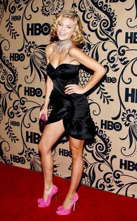 west hollywood: AnnaLynne McCord at the HBOs Post Emmy Awards Reception held at the Pacific Design Center in West Hollywood on September 20, 2009.