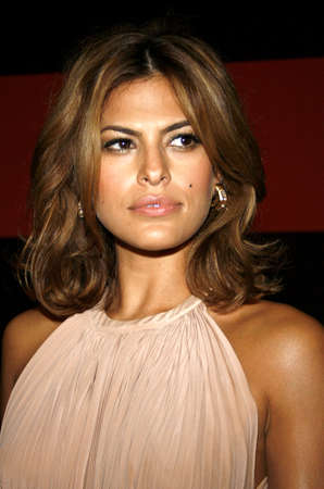 Eva Mendes attends the 2006 Sony Global Partners Conference Gala Dinner held at Rodeo Drive in Beverly Hills, California on September 29, 2006. Editorial