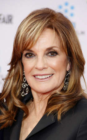 linda: Linda Gray at the 2012 TCM Classic Film Festival Gala Screening of Cabaret held at the Graumans Chinese Theater in Hollywood on April 12, 2012.