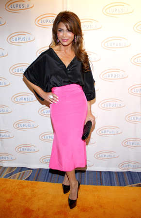 to paula: LOS ANGELES, CA  - MAY 24, 2012. Paula Abdul at the 12th Annual Lupus LA Orange Ball held at the Beverly Wilshire Hotel in Beverly Hills, USA on May 24, 2012.