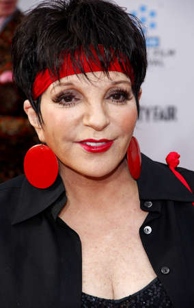 tcm: Liza Minnelli at the 2012 TCM Classic Film Festival Gala Screening of Cabaret held at the Graumans Chinese Theater in Hollywood on April 12, 2012.