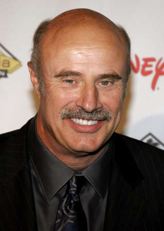 Dr. Phil McGraw attends the 2007 Starlight Starbright Children Foundation Gala held at the Beverly Hilton Hotel in Beverly Hills, California on March 23, 2007.