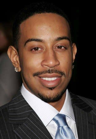 golden globe: Chris Ludacris Bridges attends the 2007 Paramount Pictures Golden Globe Award After-Party held at the Beverly Hilton Hotel in Beverly Hills, California, on January 15, 2007.