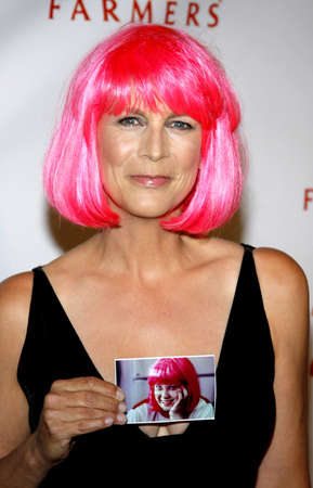 curtis: Jamie Lee Curtis at the 2009 Noche de Ninos Gala held at the Beverly Hilton Hotel in Beverly Hills on May 9, 2009. Editorial