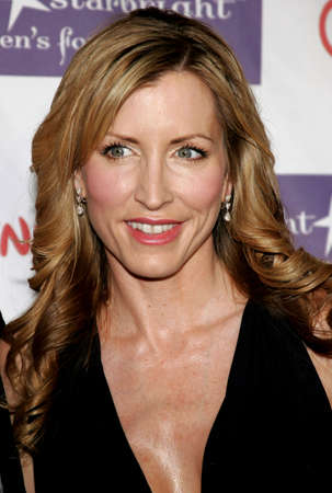 Heather Mills attends the 2007 Starlight Starbright Children Foundation Gala held at the Beverly Hilton Hotel in Beverly Hills, California on March 23, 2007.