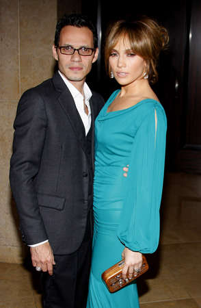 marc: Jennifer Lopez and Marc Anthony at the 2009 Noche de Ninos Gala held at the Beverly Hilton Hotel in Beverly Hills on May 9, 2009. Editorial