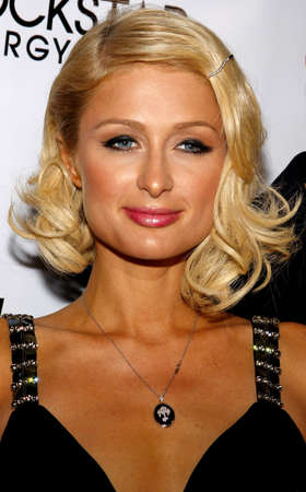 Paris Hilton attends the Summer Stars Party 2008 held at the Social in Hollywood, California, United States on May 22, 2008. Editorial