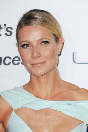 burbank: BURBANK, CA, USA - OCTOBER 24, 2015: Gwyneth Paltrow at the 2015 EMA Awards held at the Warner Bros. Studios in Burbank, USA on October 24, 2015. Editorial