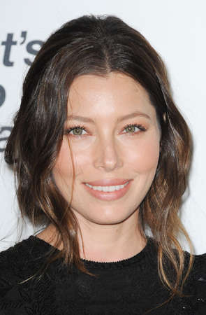 burbank: BURBANK, CA, USA - OCTOBER 24, 2015: Jessica Biel at the 2015 EMA Awards held at the Warner Bros. Studios in Burbank, USA on October 24, 2015.