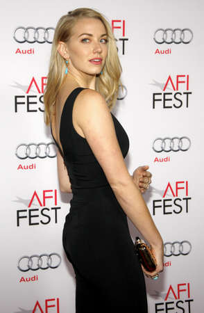 concussion: Sara Lindsey at the AFI FEST 2015 Centerpiece Gala premiere of Concussion held at the TCL Chinese Theatre in Hollywood, USA on November 10, 2015. Editorial