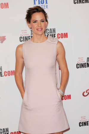 Jennifer Garner at the 29th American Cinematheque Award Honoring Reese Witherspoon held at the Hyatt Regency Century Plaza in Los Angeles on October 30, 2015.