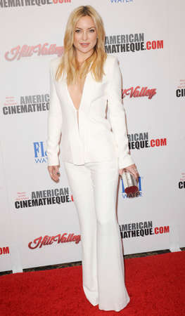 reese: Kate Hudson at the 29th American Cinematheque Award Honoring Reese Witherspoon held at the Hyatt Regency Century Plaza in Los Angeles on October 30, 2015.
