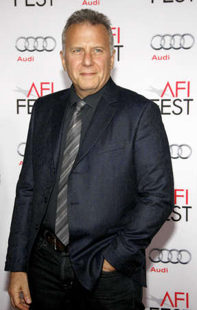 concussion: Paul Reiser at the AFI FEST 2015 Centerpiece Gala premiere of Concussion held at the TCL Chinese Theatre in Hollywood, USA on November 10, 2015. Editorial