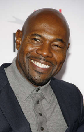 concussion: Antoine Fuqua at the AFI FEST 2015 Centerpiece Gala premiere of Concussion held at the TCL Chinese Theatre in Hollywood, USA on November 10, 2015.