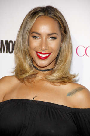 west hollywood: Leona Lewis at the Cosmopolitans 50th Birthday Celebration held at the Ysabel in West Hollywood, USA on October 12, 2015.