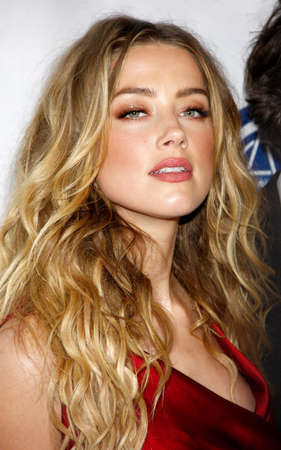 Amber Heard at the Art Of Elysiums 9th Annual Heaven Gala held at the 3LABS in Culver City, USA on January 9, 2016. Editorial