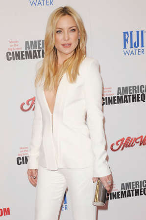 reese: Kate Hudson at the 29th American Cinematheque Award Honoring Reese Witherspoon held at the Hyatt Regency Century Plaza in Los Angeles, USA on October 30, 2015.
