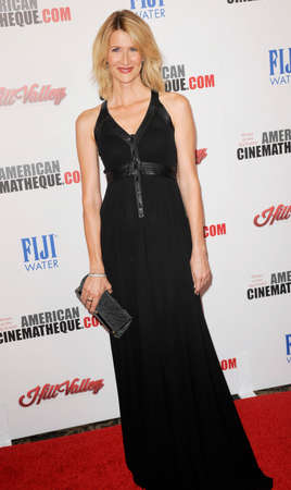 Laura Dern at the 29th American Cinematheque Award Honoring Reese Witherspoon held at the Hyatt Regency Century Plaza in Los Angeles on October 30, 2015.