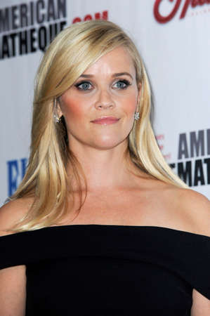 honoring: Reese Witherspoon at the 29th American Cinematheque Award Honoring Reese Witherspoon held at the Hyatt Regency Century Plaza in Los Angeles, USA on October 30, 2015. Editorial