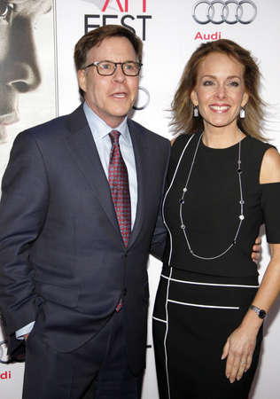 jill: Jill Sutton and Bob Costas at the AFI FEST 2015 Centerpiece Gala premiere of Concussion held at the TCL Chinese Theatre in Hollywood, USA on November 10, 2015.