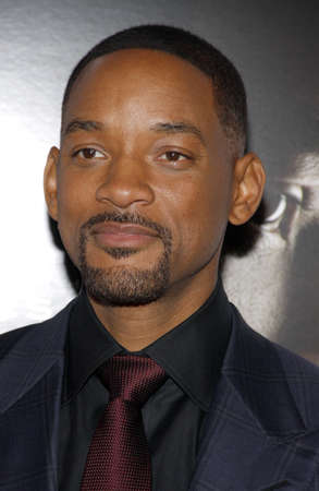 concussion: Will Smith at the AFI FEST 2015 Centerpiece Gala premiere of Concussion held at the TCL Chinese Theatre in Hollywood, USA on November 10, 2015. Editorial