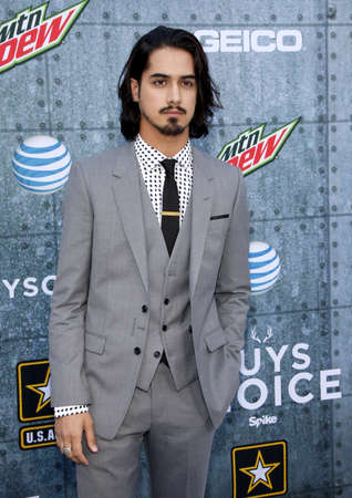 culver city: Avan Jogia at the 2015 Spike TVs Guys Choice Awards held at the Sony Pictures Studios in Culver City, USA on June 6, 2015.