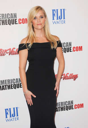 honoring: Reese Witherspoon at the 29th American Cinematheque Award Honoring Reese Witherspoon held at the Hyatt Regency Century Plaza in Los Angeles on October 30, 2015.