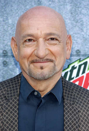 culver city: Sir Ben Kingsley at the 2015 Spike TVs Guys Choice Awards held at the Sony Pictures Studios in Culver City, USA on June 6, 2015.