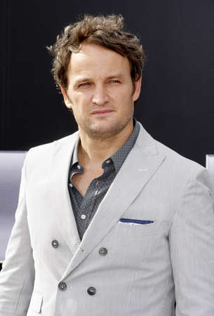 terminator: Jason Clarke at the Los Angeles premiere of Terminator Genisys held at the Dolby Theatre in Hollywood, USA on June 28, 2015.