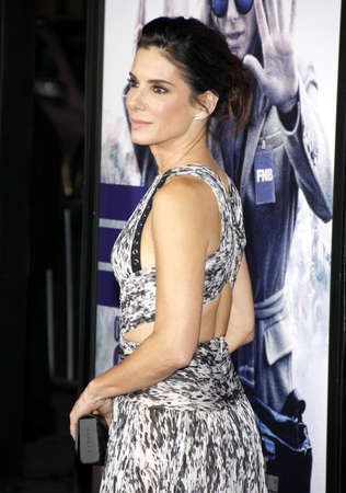 bullock: HOLLYWOOD, CA, USA - OCTOBER 26, 2015: Sandra Bullock at the Los Angeles premiere of Our Brand Is Crisis held at the TCL Chinese Theatre in Hollywood.