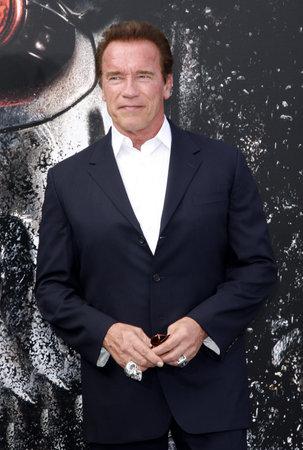 アーノルド ・ シュワルツェネッガー カリフォルニア州ロサンゼルスでは、2015 年 6 月 28 日にアメリカのハリウッドのドルビー劇場で開催された &apo