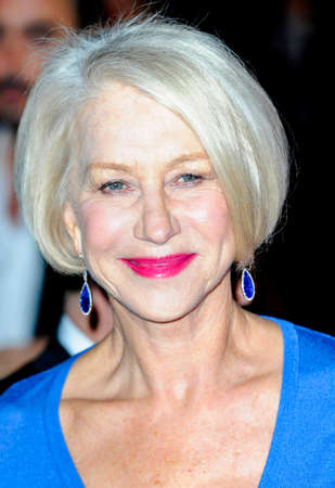 helen: Helen Mirren at the 27th Annual Palm Springs International Film Festival Awards Gala held at the Palm Springs Convention Center in Palm Springs, USA on January 2, 2016.