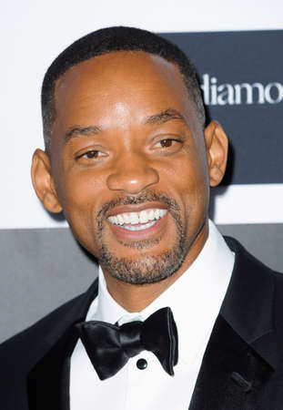 barker: Will Smith at the 2nd Annual Diamond Ball held at the Barker Hanger in Santa Monica, USA on December 10, 2015.