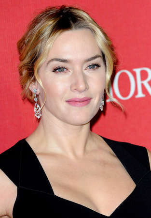 Kate Winslet at the 27th Annual Palm Springs International Film Festival Awards Gala held at the Palm Springs Convention Center in Palm Springs, USA on January 2, 2016.