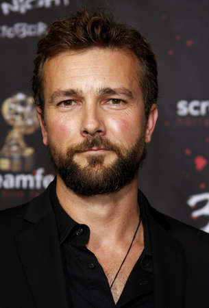 craig: Craig Hall attends the Los Angeles Premiere of 30 Days of Night held at the Graumans Chinese Theater in Hollywood, California, United States on October 16, 2007. Editorial