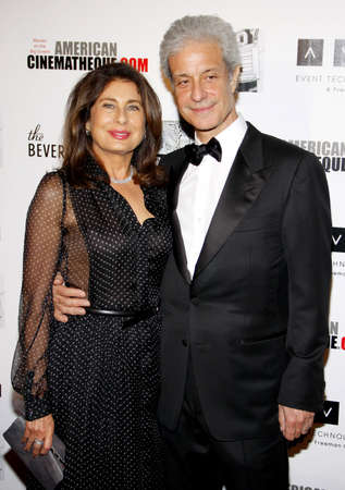 paula: Rick Nicita and Paula Wagner at the 25th American Cinematheque Award held at the Beverly Hilton hotel in Beverly Hills, USA on October 14, 2011. Editorial