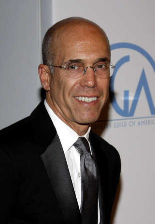 premieres: Jeffrey Katzenberg at the 22nd Annual Producers Guild Awards held at the Beverly Hilton hotel in Beverly Hills, USA on January 22, 2011. Editorial