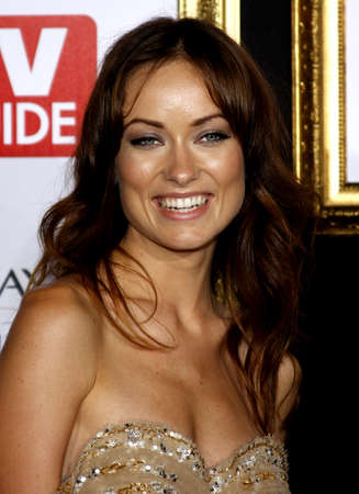 guides: Olivia Wilde attends the 5th Annual TV Guides Emmy Awards Afterparty held at the Les Deux in Hollywood, California, United States on September 16, 2007.
