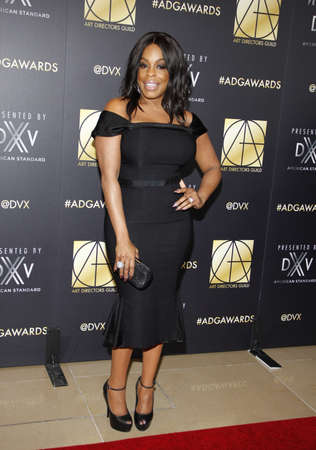 guild: Niecy Nash at the 20th Annual Art Directors Guild Excellence In Production Design Awards held at the Beverly Hilton Hotel in Beverly Hills, USA on January 31, 2016.