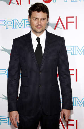 culver city: Karl Urban at the 37th AFI Lifetime Achievement Award: A Tribute to Michael Douglas held at the Sony Pictures Studios in Culver City on June 11, 2009.