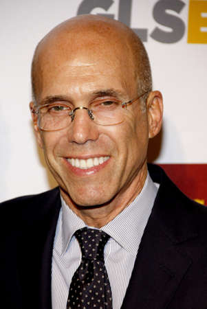 jeffrey: Jeffrey Katzenberg at the 8th Annual GLSEN Respect Awards held at the Beverly Hills Hotel in Beverly Hills on October 5, 2012.