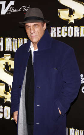 grammy: Robert Davi at the 3rd Annual Cash Money Records Pre-Grammy Awards Party held at the Paramount Studios in Hollywood on February 11, 2012.