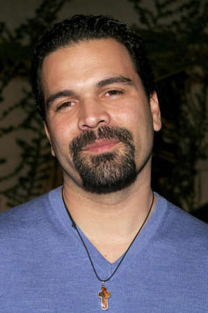 flux: HOLLYWOOD, CA - DECEMBER 01, 2005: Ricardo Chavira at the World premiere of Aeon Flux at the Cinerama Dome in Hollywood, USA on December 1, 2005.