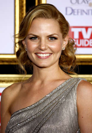 morrison: Jennifer Morrison attends the 5th Annual TV Guides Emmy Awards Afterparty held at the Les Deux in Hollywood, California, United States on September 16, 2007.