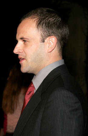 flux: HOLLYWOOD, CA - DECEMBER 01, 2005: Jonny Lee Miller at the World premiere of Aeon Flux at the Cinerama Dome in Hollywood, USA on December 1, 2005. Editorial