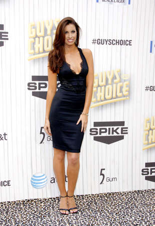 katherine: Katherine Webb at the 2013 Spike TV Guys Choice Awards held at the Sony Pictures Studios in Culver City in Los Angeles, USA om June 8, 2013.