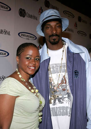 snoop: Snoop Dogg at the 21st Annual Sports Spectacular held at the  Hyatt Regency Century Plaza in Century City, USA on June 11, 2006.