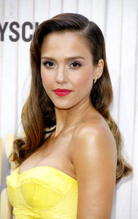 culver city: Jessica Alba at the 2013 Spike TV Guys Choice Awards held at the Sony Pictures Studios in Culver City in Los Angeles, USA om June 8, 2013.