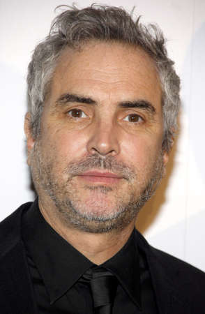premieres: Alfonso Cuaron at the 64th Annual ACE Eddie Awards held at the Beverly Hilton Hotel in Los Angeles, United States, 070214.
